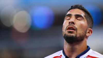 """Jair Pereira responde a agresiones: """"En la cancha grítame lo que quieras, no con mi familia"""""""