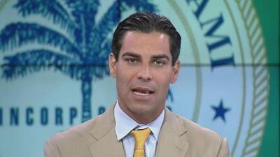 """""""Estamos preocupados por las inundaciones"""": alcalde de Miami dice que frente a Dorian no se bajará la guardia"""