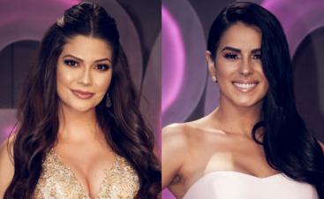 Ana Patricia y Vanessa de Roide: dos Bellezas Latinas embarazadas en la alfombra de PLN 2018