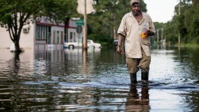 Un segundo republicano bloquea la aprobación del paquete millonario para desastres naturales