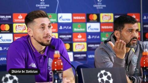 DT del Porto pide paciencia sobre el tema Herrera-Atlético de Madrid