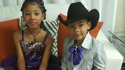 Los pequeños músicos de origen mexicano que cantan para pedir un alto a las deportaciones