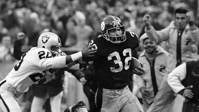 El momento que marcó a la franquicia: Steelers nacieron de la Inmaculada recepción
