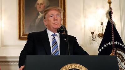 Control de armas: Lo que no dijo Donald Trump en mensaje a víctimas del tiroteo en escuela de Florida