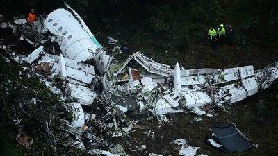 Todo el resumen de la tragedia del avión de Chapecoense