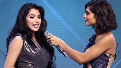 Sheila Laza es la primera eliminada de la sexta gala de Nuestra Belleza Latina