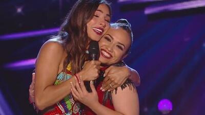 ¡Noche de eliminación! Verónica Rosales abandona la competencia de La Reina de la Canción