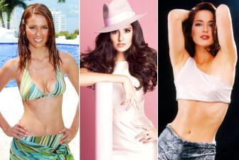 De reinas de belleza a actrices de televisión
