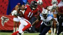 Vaya ofensiva: Julio Jones es nuevo receptor de los Tennessee Titans