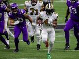 New Orleans tuvo un partido histórico en contra de los Vikings
