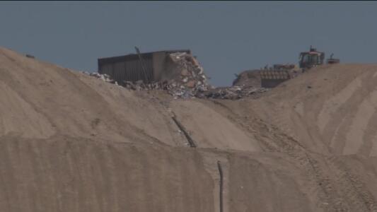 Quejas por desecho de material peligroso y miles de toneladas de basura en vertedero del Avenal