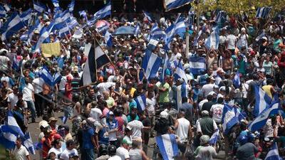 Iglesia católica en Nicaragua intenta encontrar soluciones a la crisis en ese país