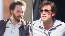 Ben Affleck perdió hasta la barba durante su trabajo en 'The Tender Bar'
