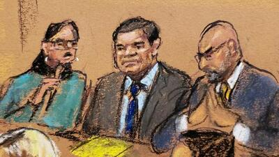 Periodistas narran lo que han tenido que pasar durante los tres meses de juicio de 'El Chapo'