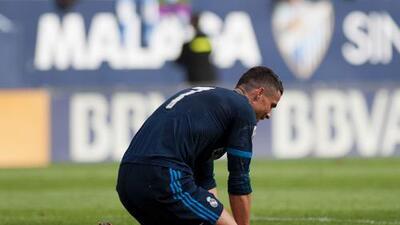 Málaga 1-1 Real Madrid: 'CR7' falla penalti y los 'Merengues' ven alejarse la Liga