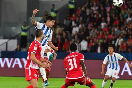 'Pocho' Guzmán guió al Pachuca a las semis del Mundial de Clubes