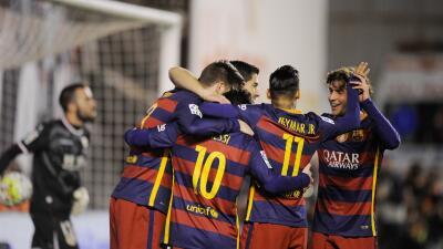 El Barcelona logra el récord histórico de partidos invicto del fútbol español