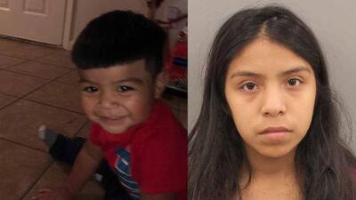 Sale libre bajo fianza la madre del pequeño de 2 años que murió atropellado en un complejo de apartamentos en Houston