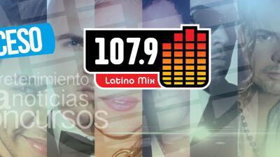 107.9 LatinoMix