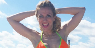 Esta nueva foto de Noelia en bikini nos muestra algo que no sabíamos de su cuerpo