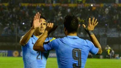Los siete legendarios de Uruguay que jugarán su tercer Mundial en Rusia