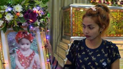 Madre vio en directo por Facebook la muerte de su hija que su padre transmitió por la red social