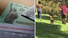 IRS confirma que parejas con ITIN e hijos ciudadanos recibirán el tercer cheque de estímulo