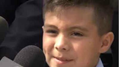 """""""Amo a mi mamá, la extraño y desearía que ese carro no la hubiese golpeado"""": hijo de la embarazada que murió tras ser atropellada"""