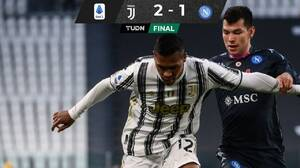 CR7 y Dybala amargan el partido 50 del Chucky en Serie A