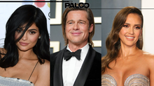 Jessica Alba, Kylie Jenner, Brad Pitt y los famosos empresarios