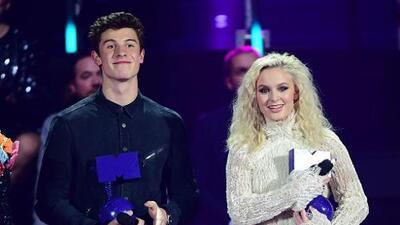 MTV Europe Music Awards: Bieber y Gaga ganan pero se ausentan de los premios