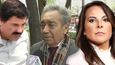 """Abogado de 'El Chapo' considera que Kate del Castillo es muy valiente por soportar """"los ataques de Peña Nieto"""""""