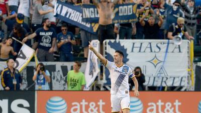 LA Galaxy anuncia que su capitán, Robbie Keane, no seguirá con el club