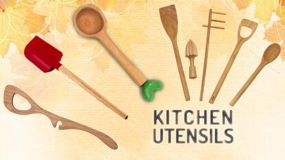 17 Utensilios De Madera Para Meter El Otono A La Cocina