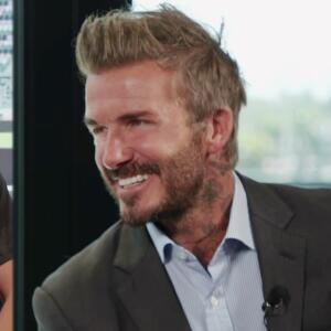 """¿Estás listo para ser ABUELO?"": David Beckham así respondió"