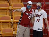 Miami Heat abrirá en abril sección para personas vacunadas