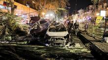 """""""Hay misiles cayendo en todo el país"""": periodista que vive en Israel narra la situación"""