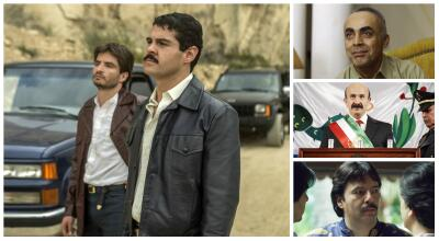 Power, the most important thing for 'El Chapo' characters, this is how they 've fought for it