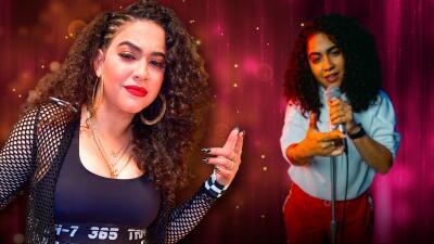 Jessica Núñez no logró superar su segunda ronda de votaciones en Reina de la Canción