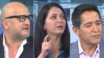 Persecución, armas, agresión y miedo: los recuerdos que invaden al equipo de noticias sobre Maduro y Venezuela