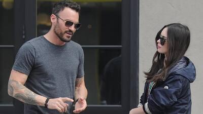 Megan Fox y Brian Austin Green están 'resolviendo cosas' en su matrimonio