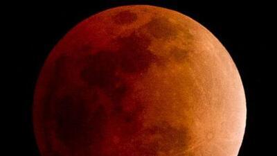 """""""Luna de sangre"""" se verá en toda América"""