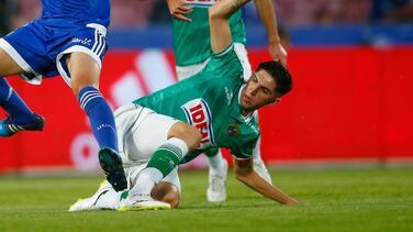 El centrocampista chileno Diego Valdés fichó con el Morelia