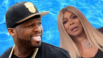 Wendy William denied entry to 50 Cent's party