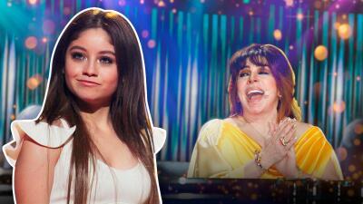 La 'Jueza de Hierro' vuelve a Pequeños Gigantes, a petición de Verónica Castro (lo que no viste en el show)