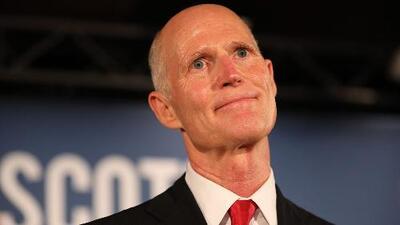 Gobernador de Florida demanda a la supervisora de elecciones del condado de Broward