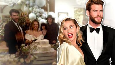 La familia de Miley Cyrus revela más detalles de su sorpresiva boda con Liam Hemsworth