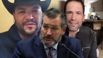 Gruperos como Michael Salgado y Bobby Pulido se suman a las críticas al senador Ted Cruz por su viaje a Cancún