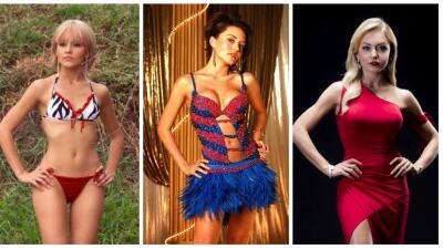Así ha sido la transformación de Angelique Boyer en la televisión