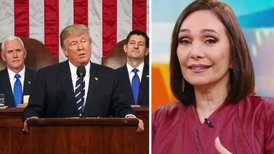 Qué es lo que esperamos esta noche del discurso del Estado de Unión del presidente Trump